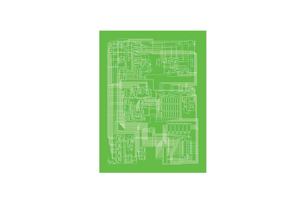 Computer Schematic Print Series, Apple II