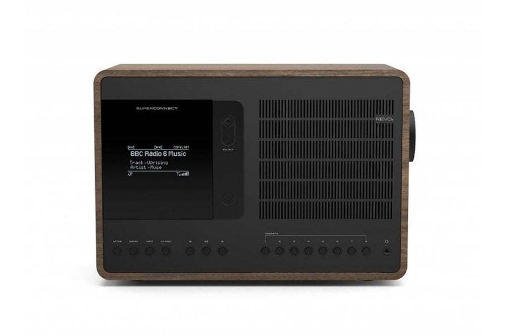 SuperConnect Connected Radio