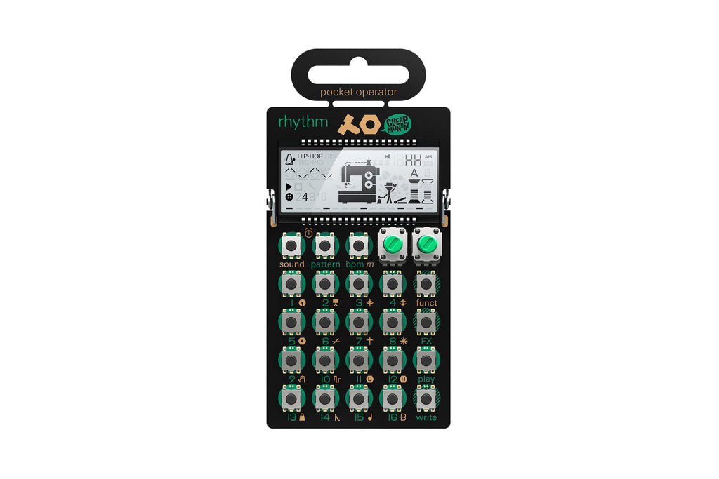 PO-12 Rhythm Pocket Operator
