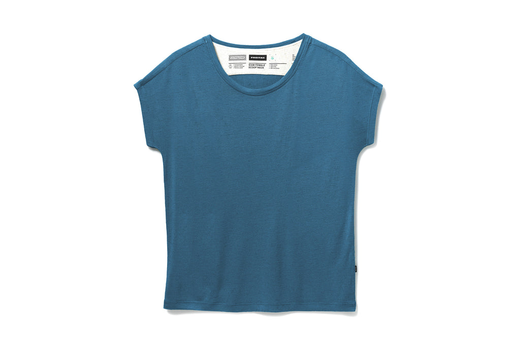 E330 Female Scoop Neck