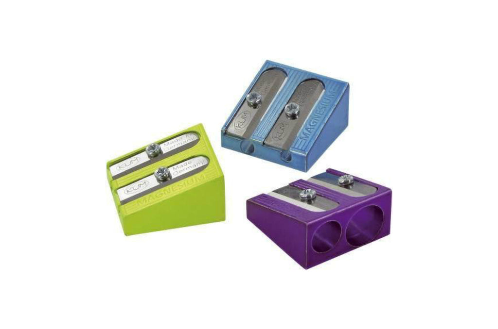 Magnesium 2 Hole Sharpener