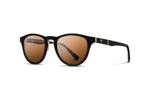 Shwood Francis: Pendleton FIFTY/FIFTY - Rancho Arroyo - Brown Polarized