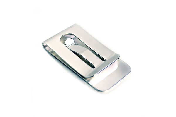 Sterling Silver Plated Money Clip