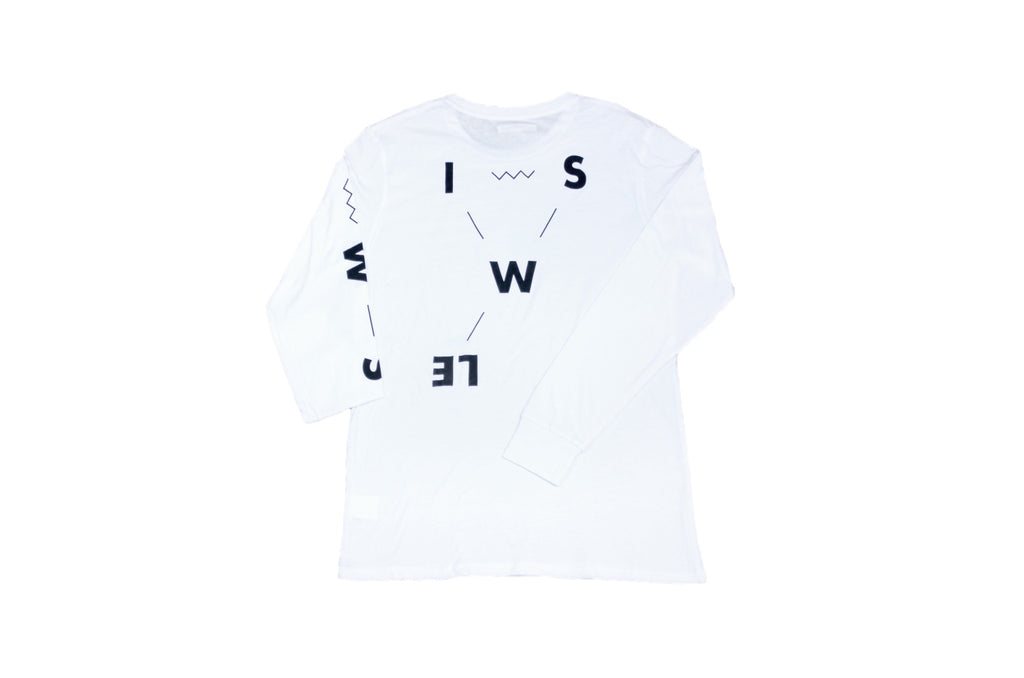 Insted We Smile L/S T-Shirt
