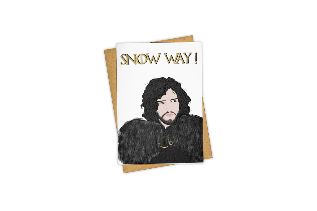 Tay Ham Snow Way Card