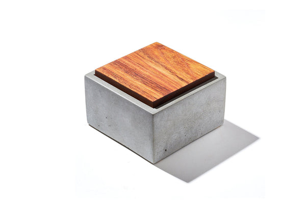Concrete Square Box