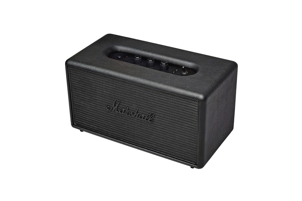 Stanmore HiFi Bluetooth System - Pitch Black