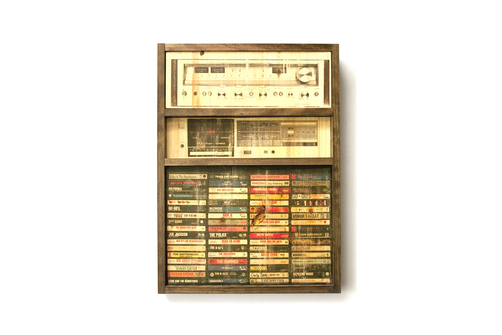 Tape Console (ltd. ed.) Gallery Wall Art