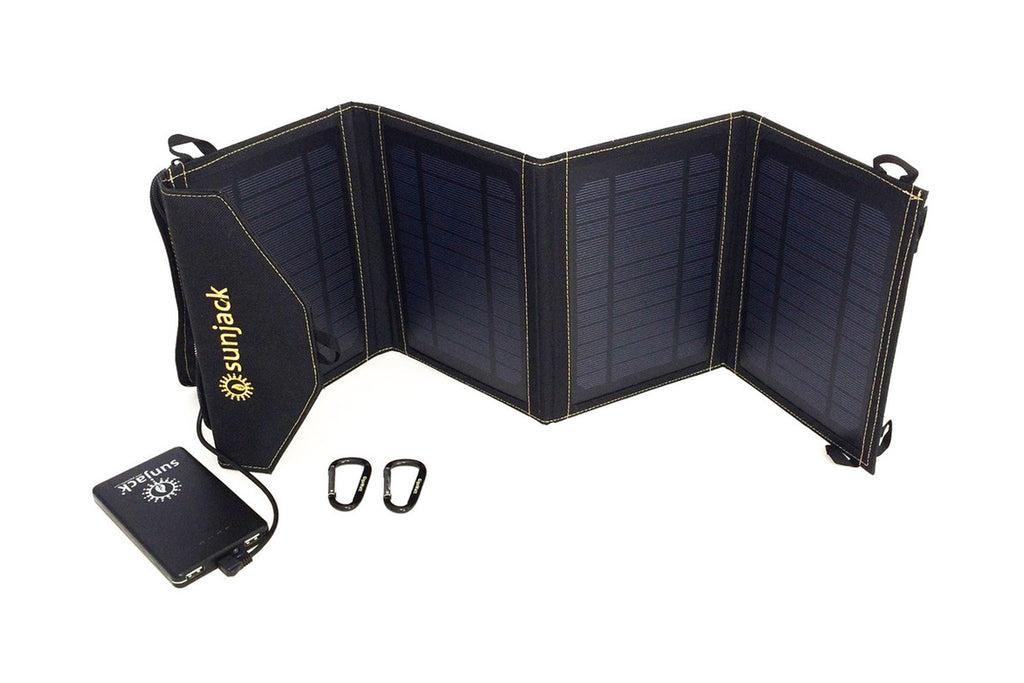 Sunjack 7W Portable Solar Charger