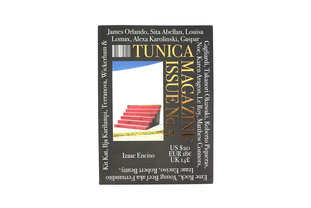 Tunica Magazine Issue No. 5