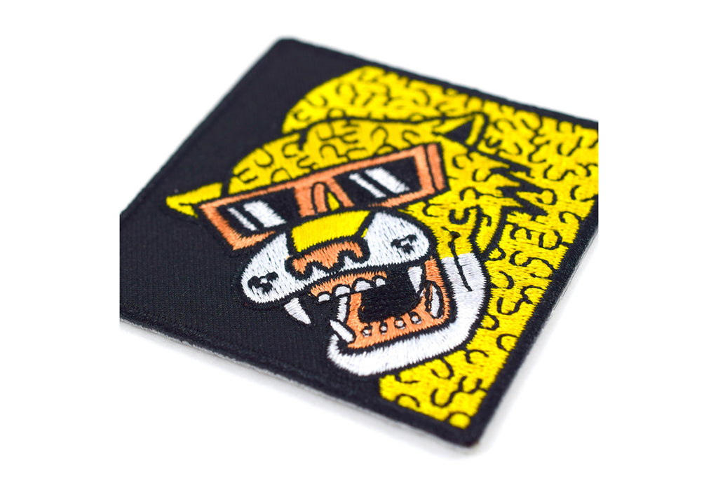 Chill Panther Patch