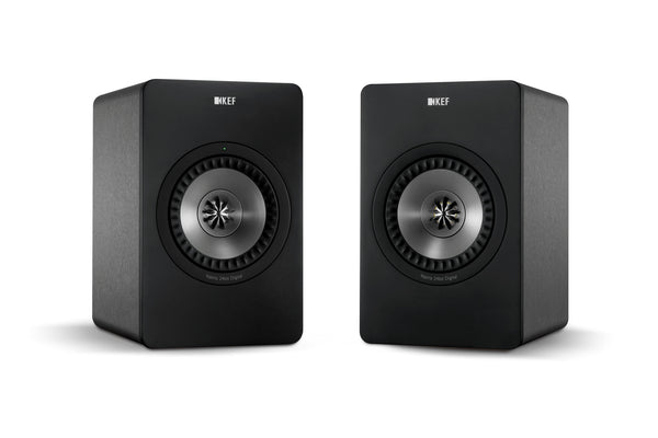 X300A Powered Desktop Speakers - Black