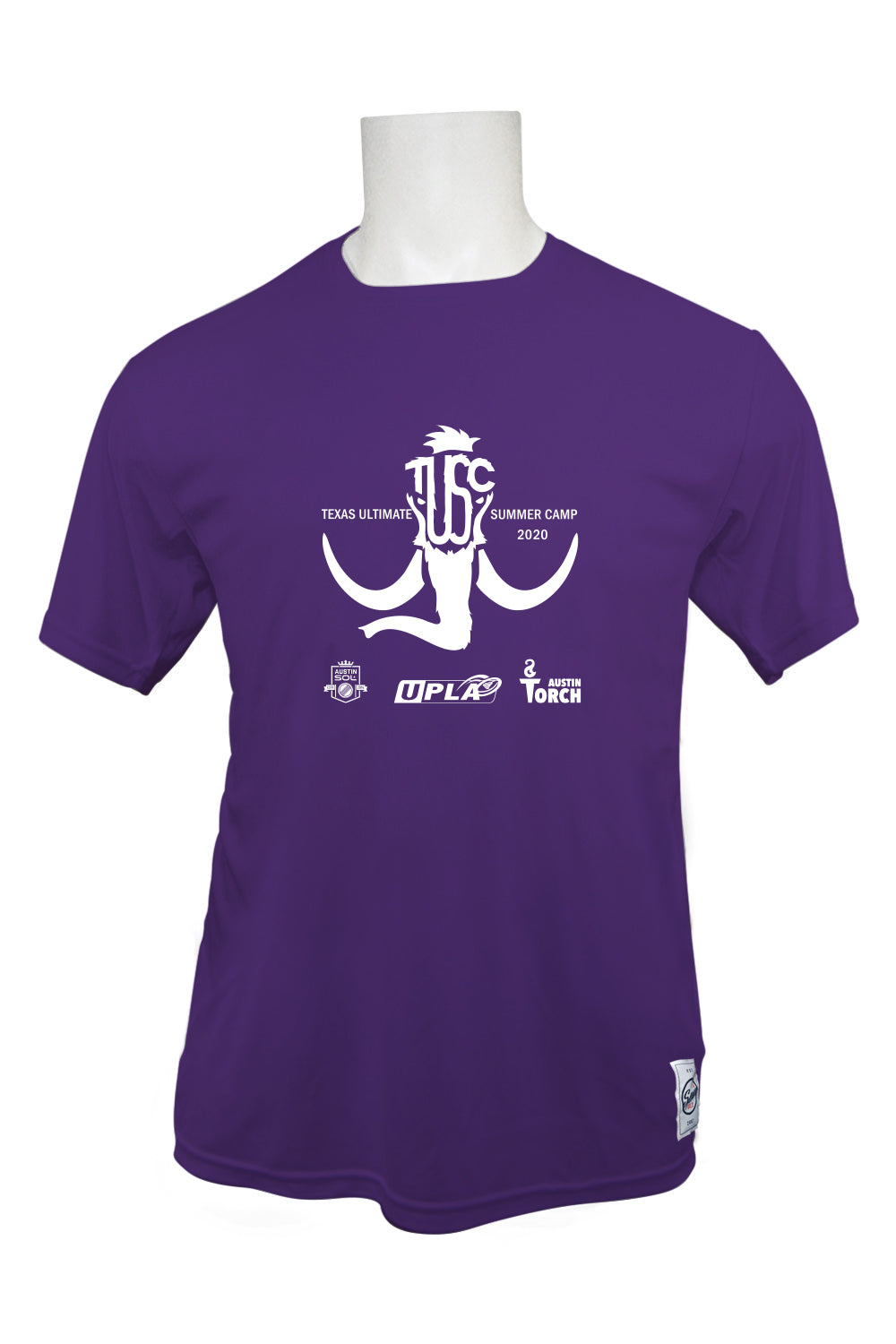 TUSC Short Sleeve Jersey (Purple)