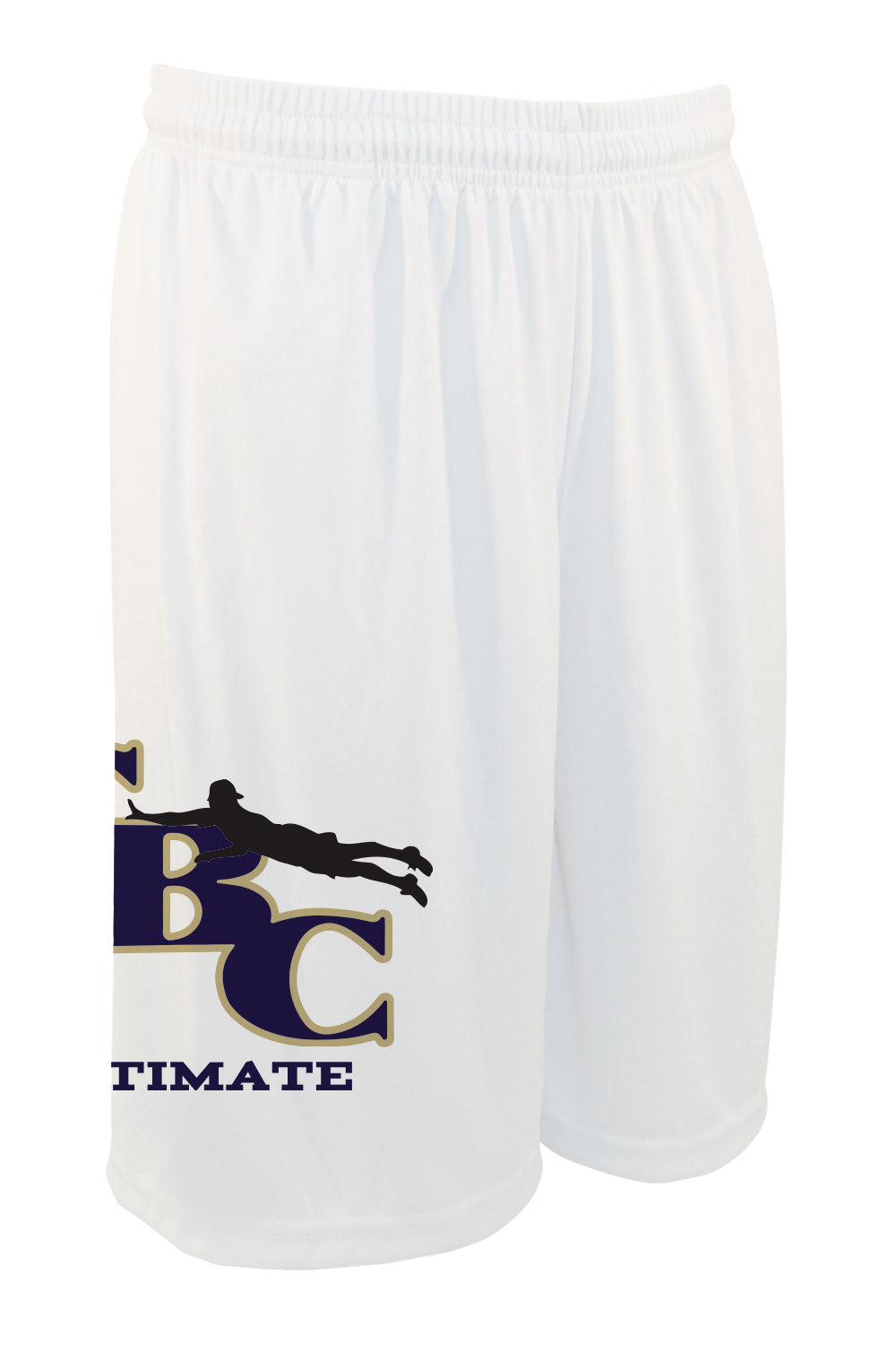 Christian Brothers College HS Standard Shorts (White)