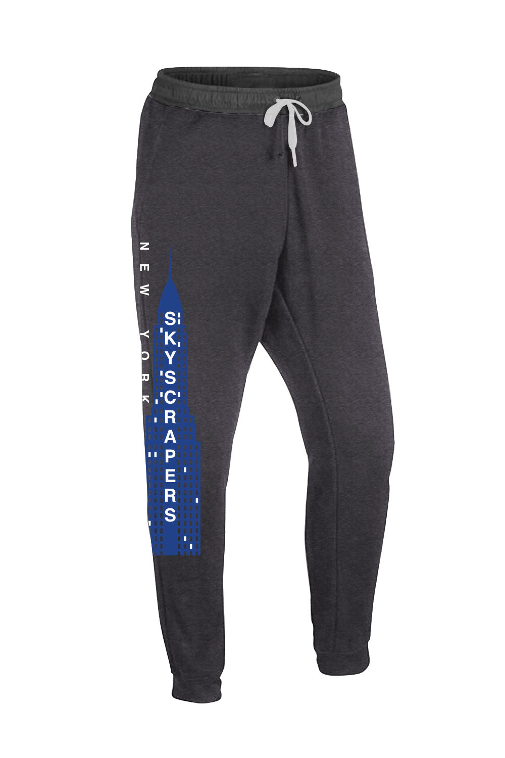 Skyscraper Joggers (Dark Heather Grey)
