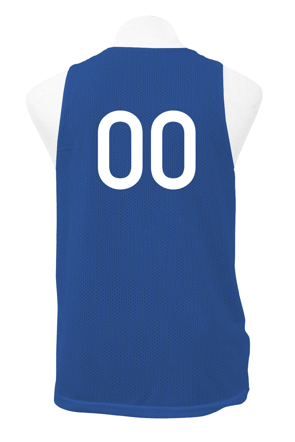 Duke Swerve Reversible Tank (Royal/White)