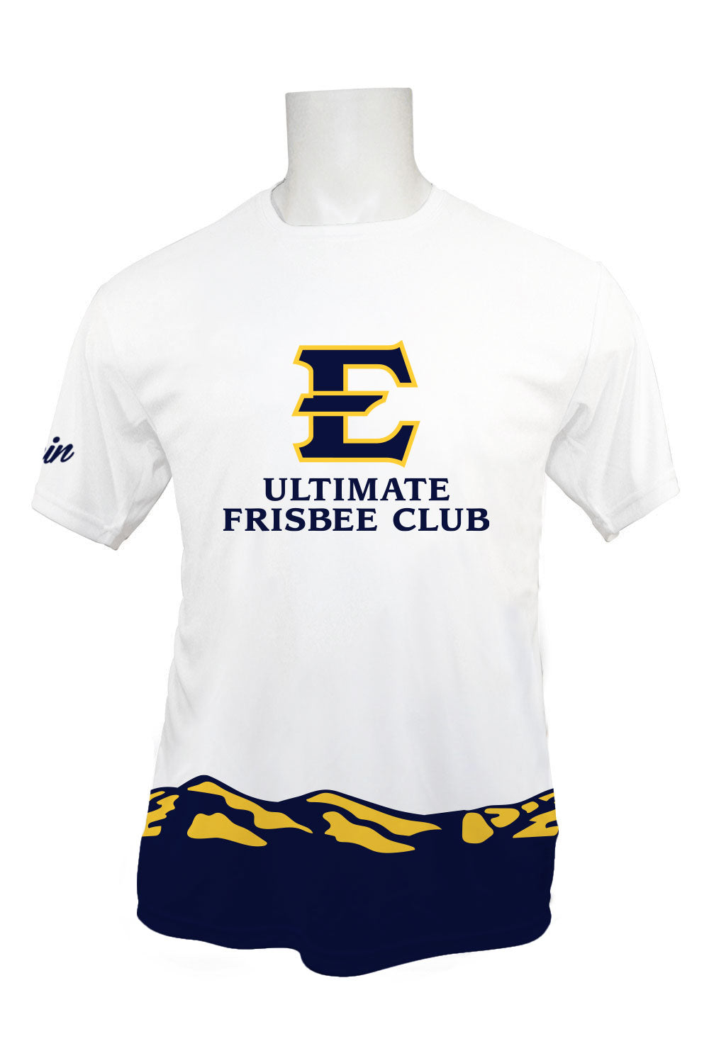 ETSU Full Sub Short Sleeve Jersey (Light)