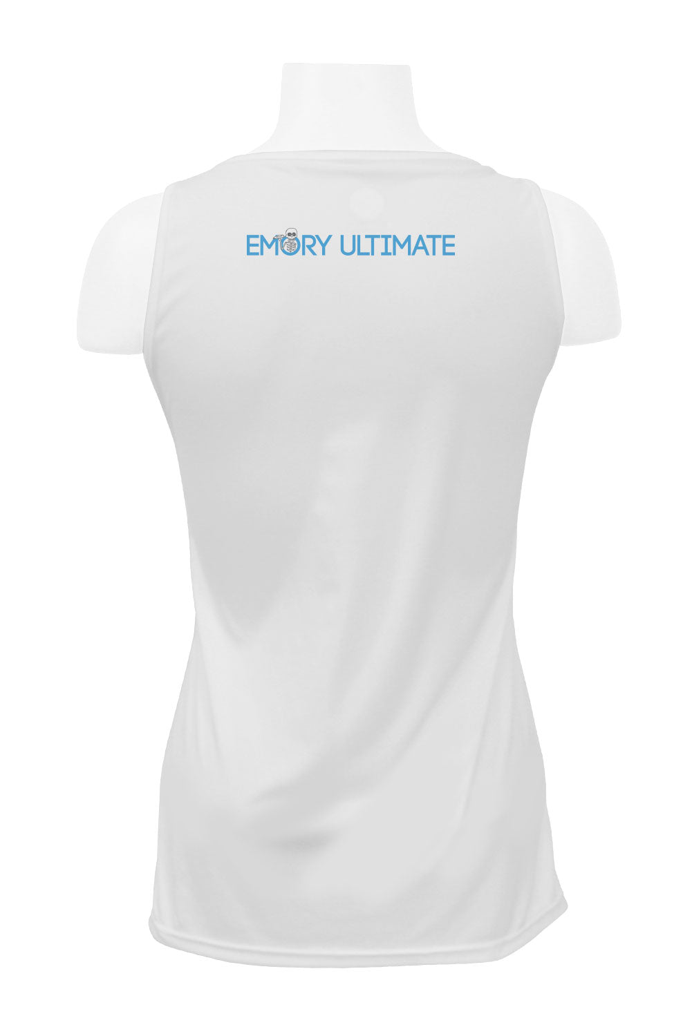 Emory Women's Ultimate Tank (White)