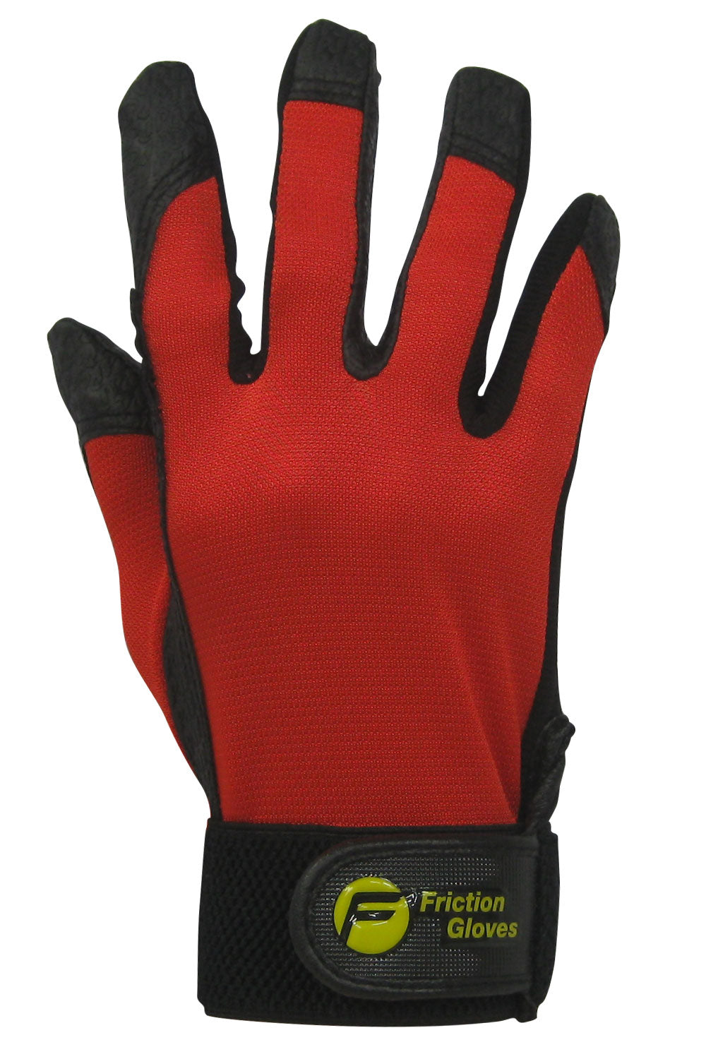 Friction Gloves (Red)