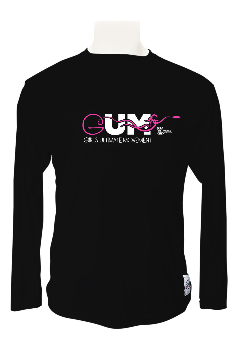 GUM Long Sleeve Jersey (Black)