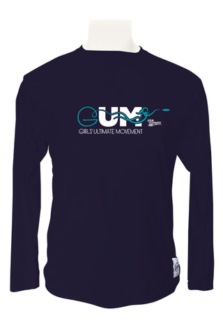 GUM Long Sleeve Jersey (Navy)