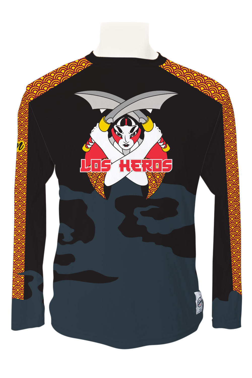Los Heros Full Sub Long Sleeve