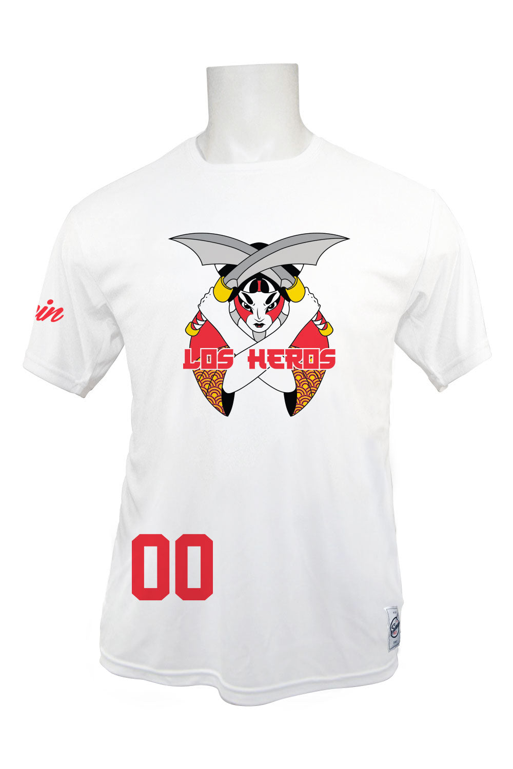 Los Heros Short Sleeve (White)