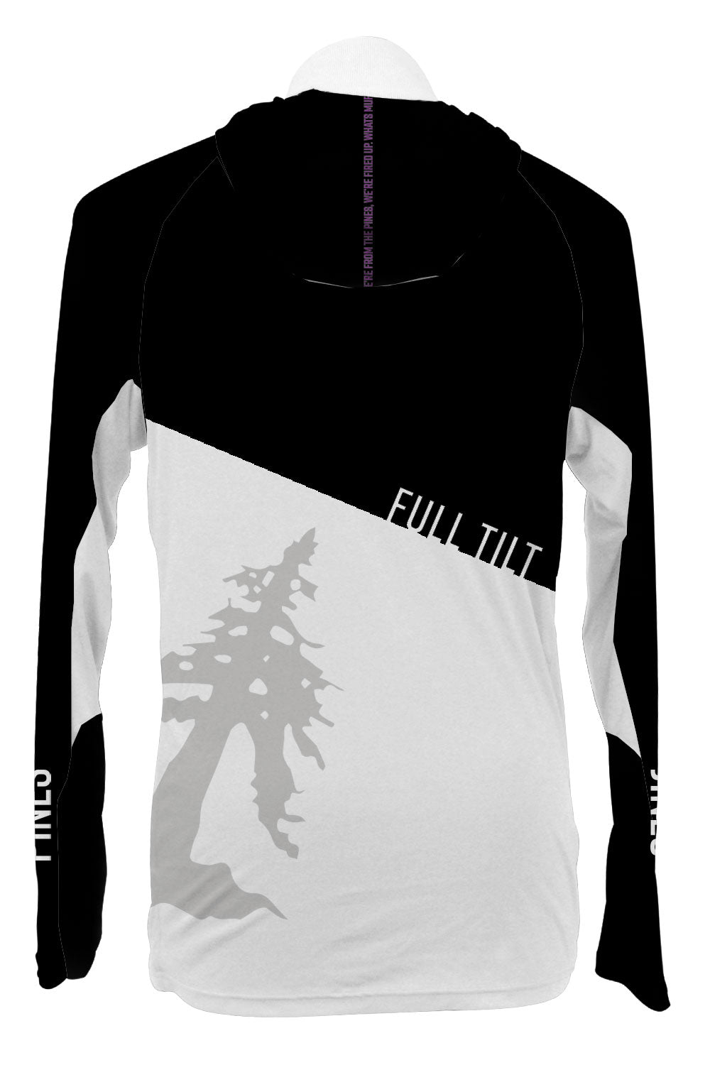 Jines in the Pines Full Sub Revolution Hoodie