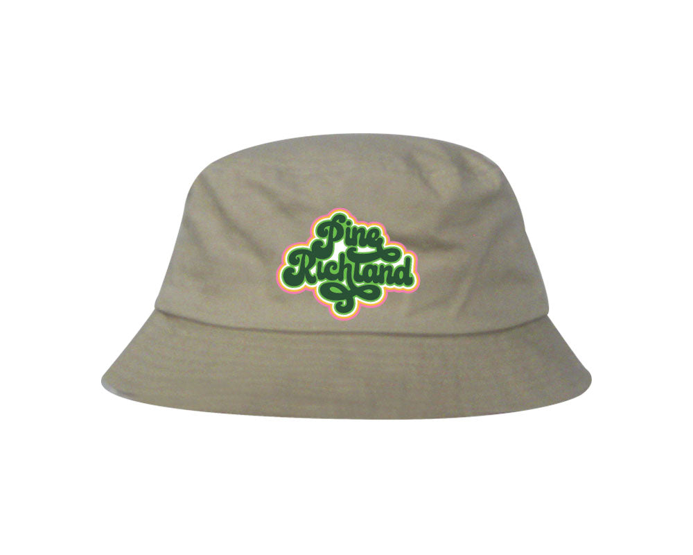 Pine Richland Ultimate Bucket Hat (Khaki)