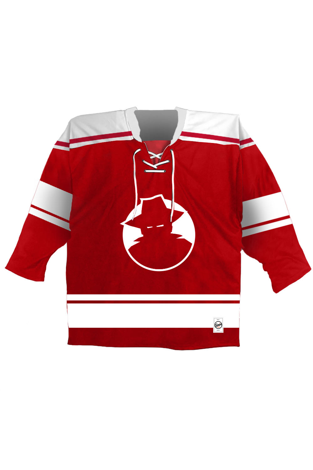 Red Scare Hockey Jersey