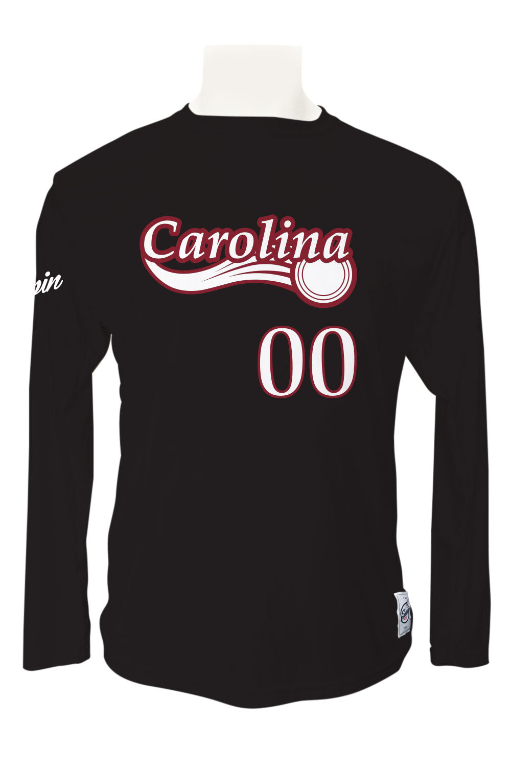 South Carolina Full Sub Long Sleeve Jersey