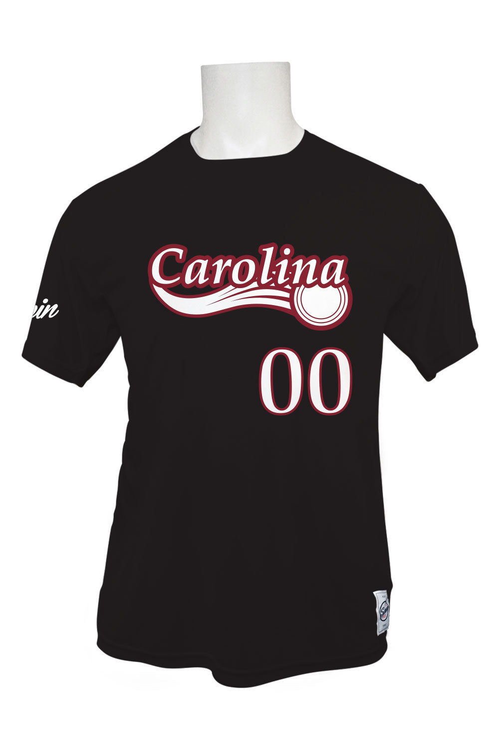 South Carolina Full Sub Short Sleeve Jersey