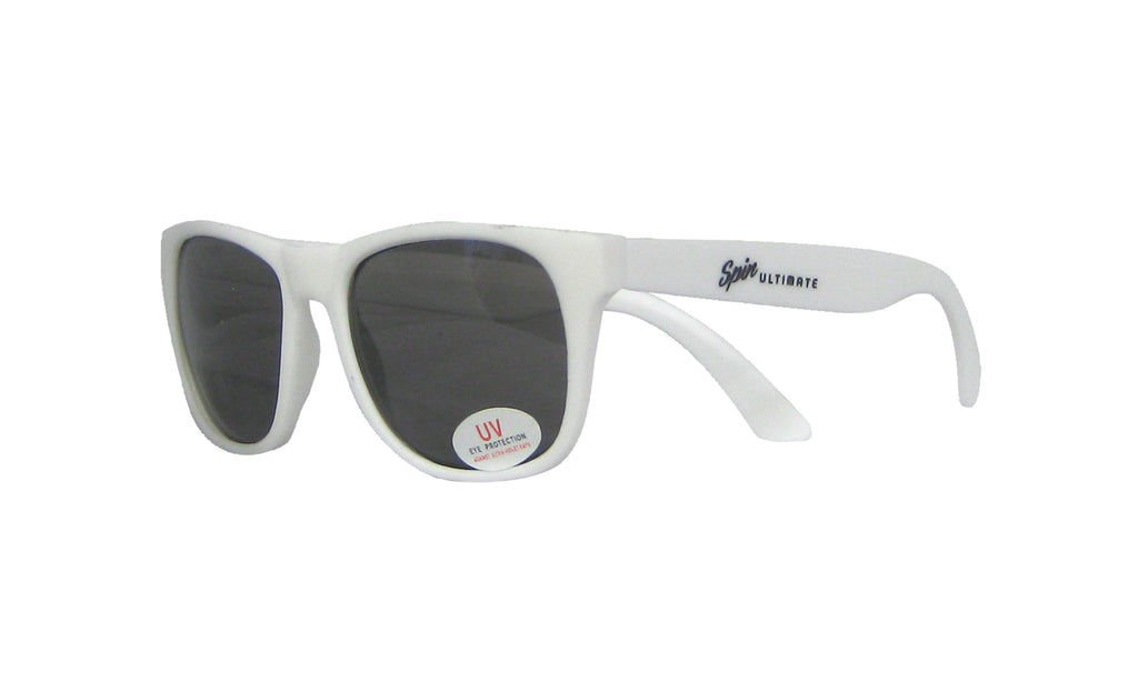 Spin Sunglasses (White)