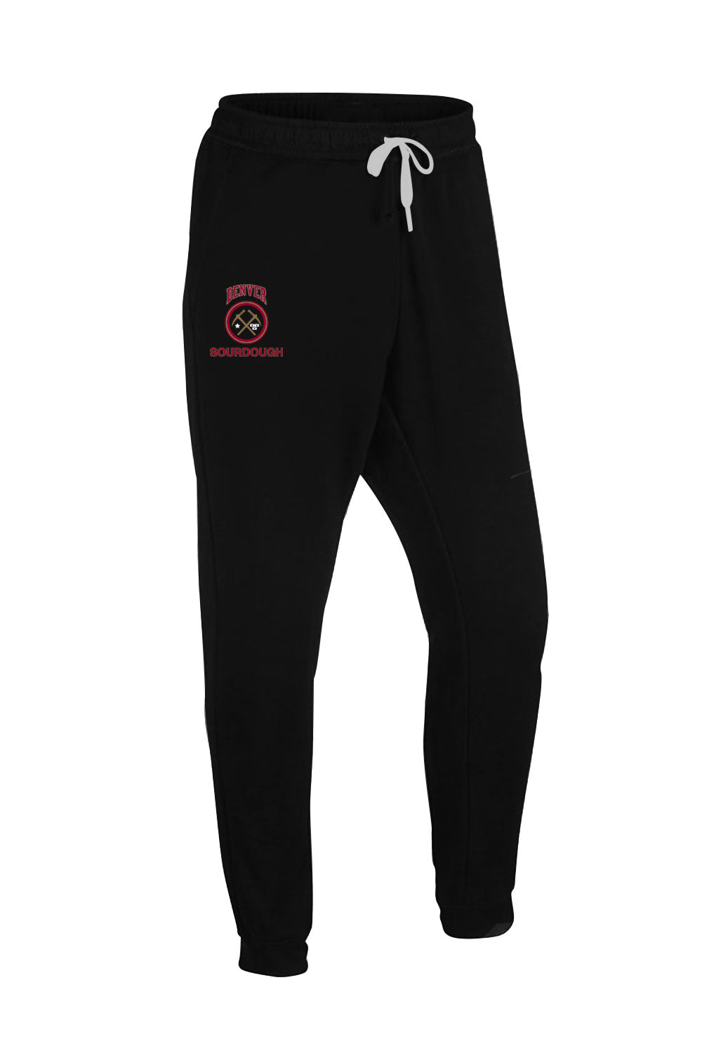 University of Denver Sourdough Joggers (Black)