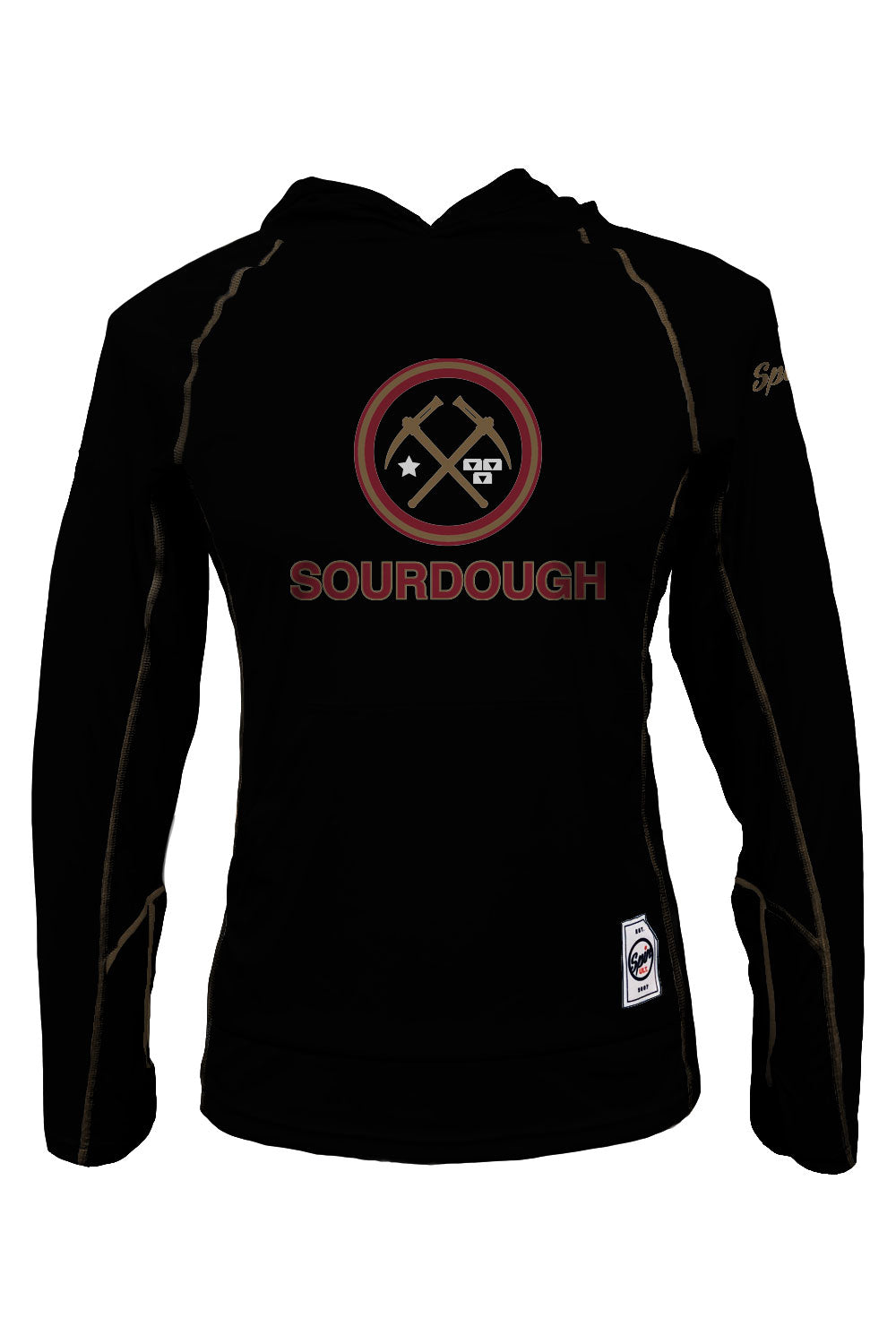 University of Denver Sourdough Full Sub Revolution Hoodie