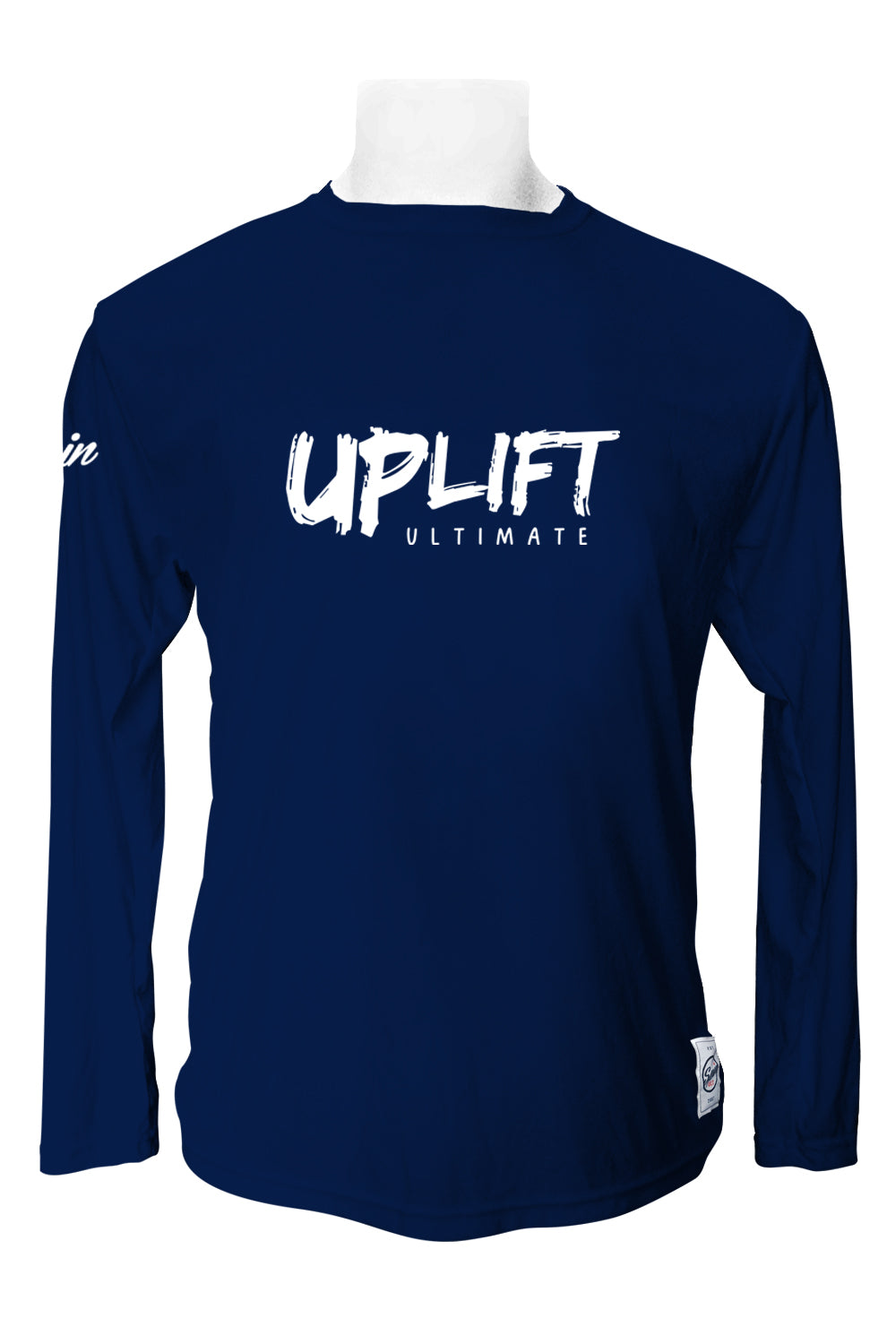 Uplift Ultimate Long Sleeve Jersey (Navy)