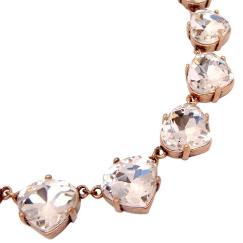 Crystal Colletto Necklace