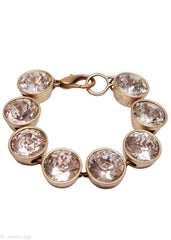 Crystal Cafe Bracelet