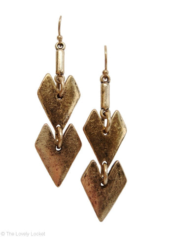 Grecian Eros Earrings