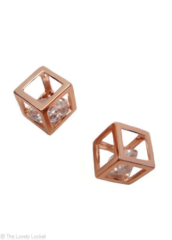 Ice Cubed Earrings