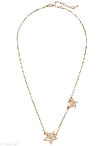 It's All in the Stars Necklace