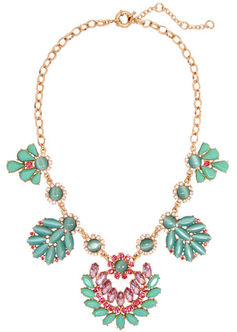 Julep Marquise Bib Necklace