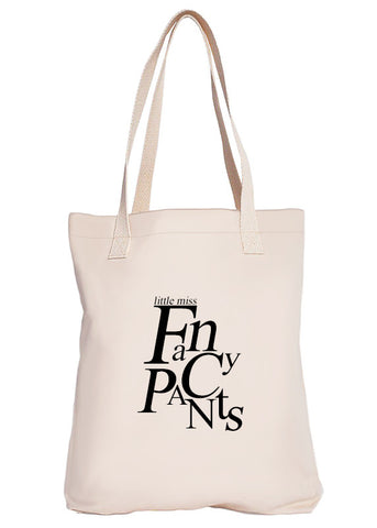 Little Miss Fancy Pants Luxury Tote Bag - Limited Edition