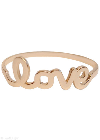 Curive Love Bangle