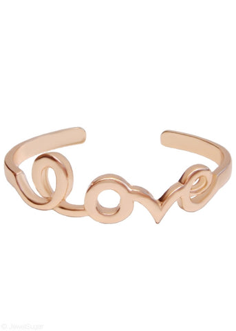 The Love Cuff Bangle