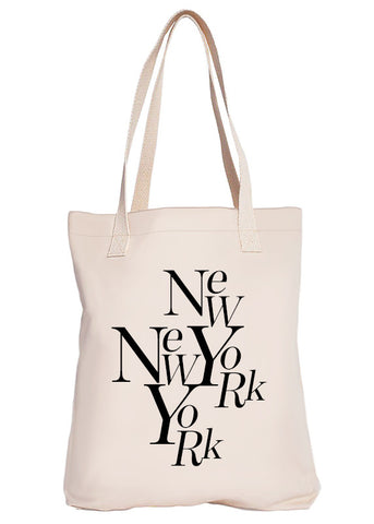 New York Luxury Tote Bag - Limited Edition