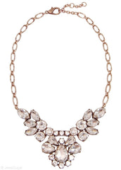 Petite Ice Petal Necklace