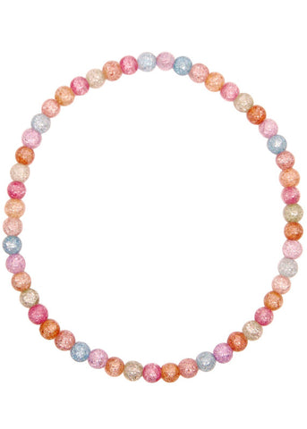 Sparkling Quartz Bead Necklace - PrincessSugar™ Collection