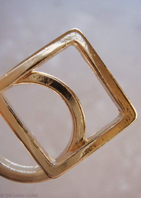 Geometry for Two Rings