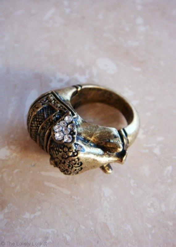 Water for Elephants Ring